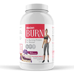 Maxine's Burn 500g Fat Burning Protein *PRE ORDER 7/11*
