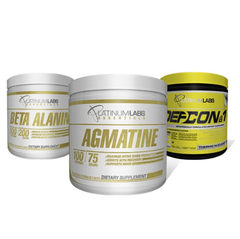 Platinum Labs Destroy The Gym: Beta Alanine + Agmatine + Defcon1