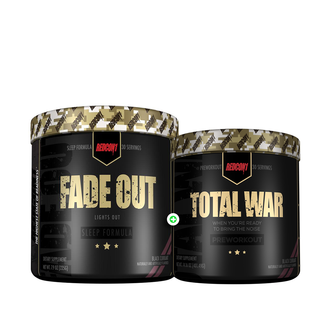 REDCON1 Total War + Fade Out