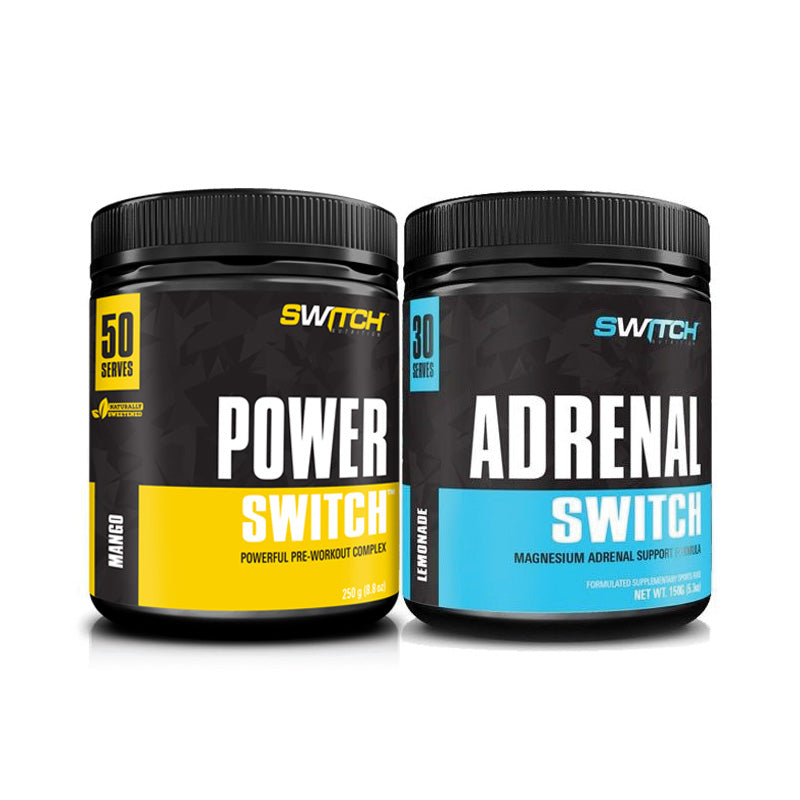 Power Switch + Adrenal Switch Pack