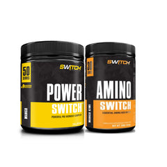 Power Switch + Amino Switch Pack