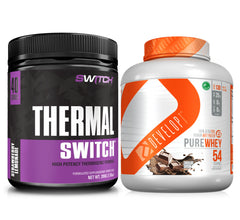Thermal Switch + Developt - PureWhey