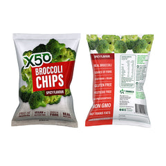 X50 Broccoli Chips *NEW*
