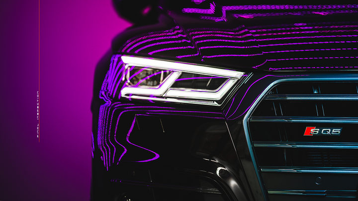 Audi SQ5 : Panther Black : Rejuvenation Detail