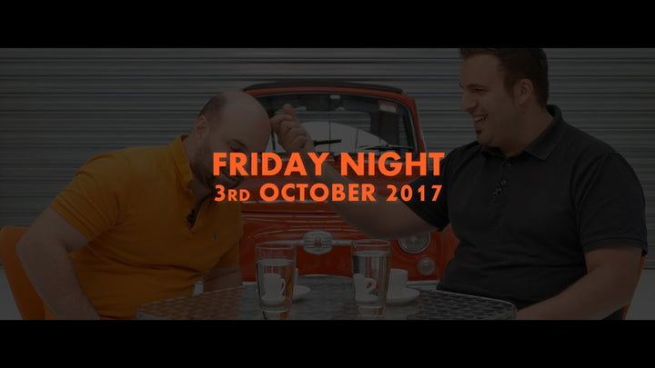 Friday Night Live : November 2017