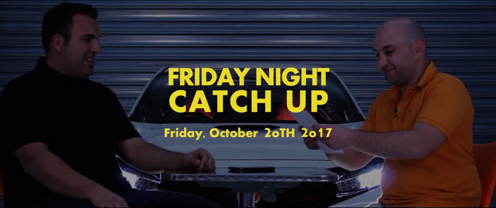 Friday Night Live : October 2017