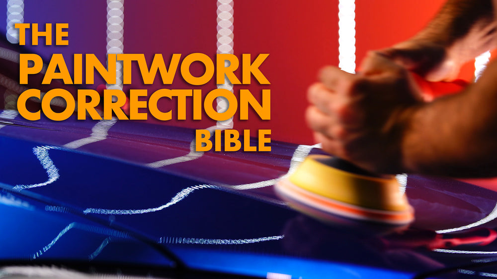 Just The Tip: Episode 3; The Paintwork Correction Bible