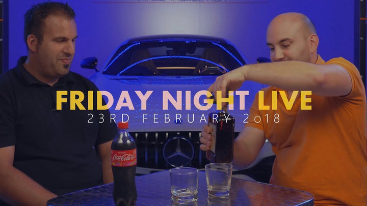 Friday Night Live : February 2018