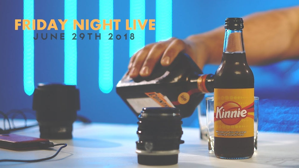 Friday Night Live : June 2018