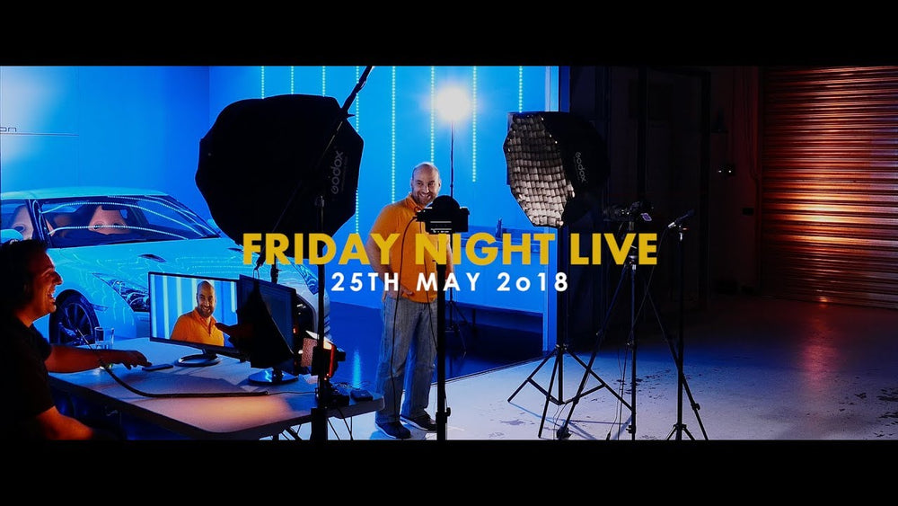 Friday Night Live : May 2018