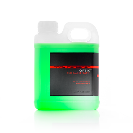 Optic 1L Refill -Final Inspection Car Care Products