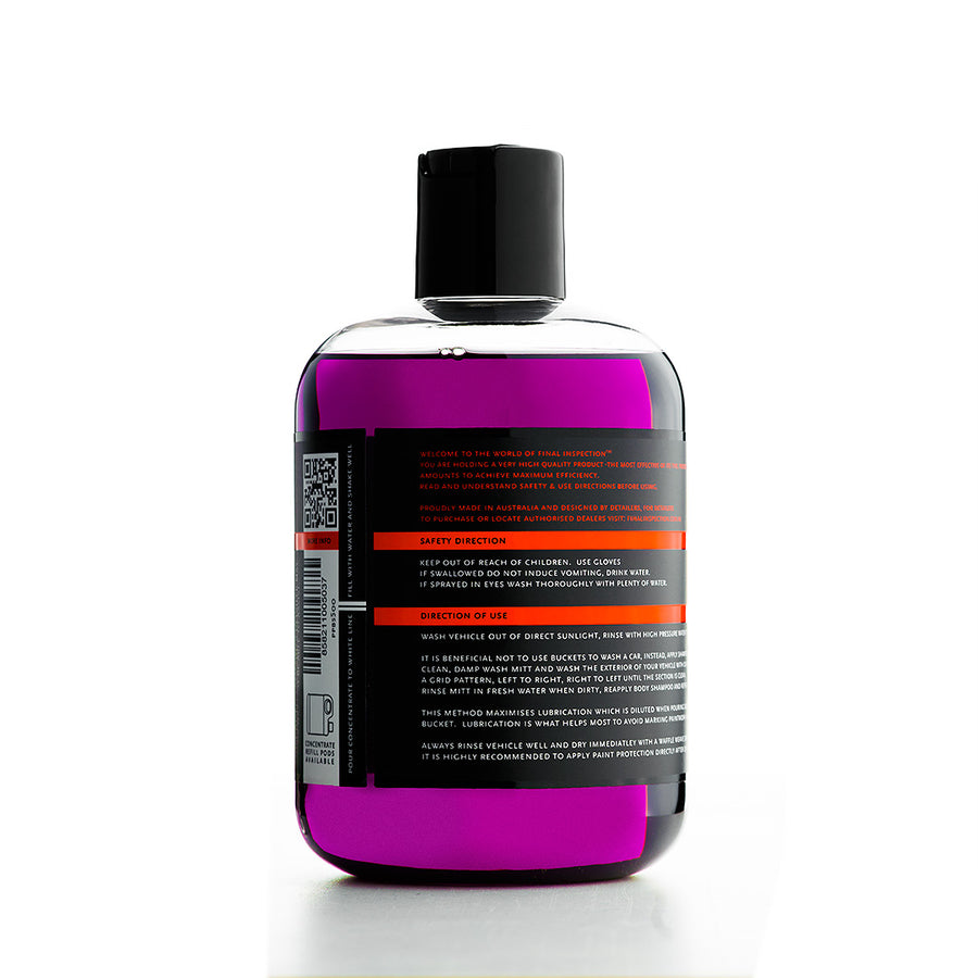 (Paint Pampering) Body Shampoo 500ml (16.91 fl oz)