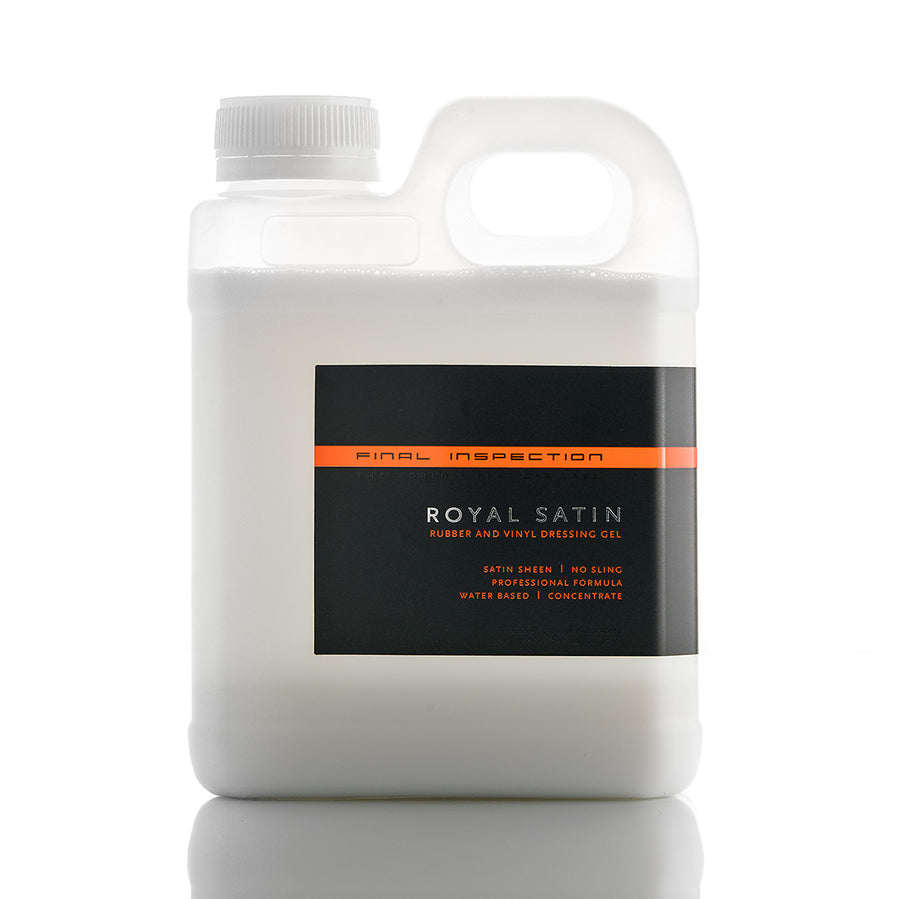 Royal Satin 1 litre  (concentrate)