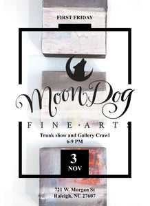November First Friday- Where will you be?
