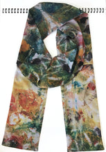 Japan Painted Scarf,Susan Woodson - Moondog Fine Arts