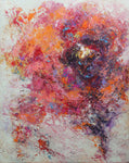 Orange Burst,Susan Dahlin - Moondog Fine Arts