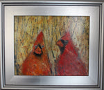 Red Birds,Susan Woodson - Moondog Fine Arts