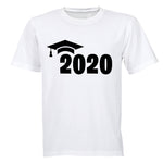 Graduate of 2020 - Adults - T-Shirt - BuyAbility South Africa