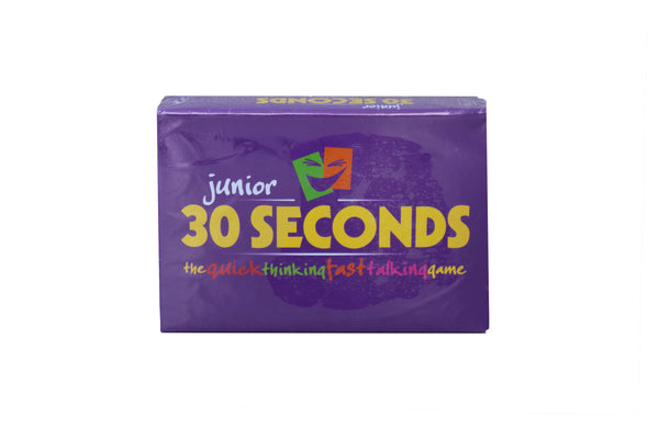 30 Seconds Board Game Junior Version Ages 7 + - BuyAbility South Africa