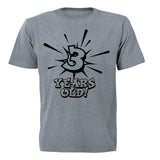 3 Years Old! - Kids T-Shirt - BuyAbility South Africa
