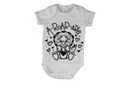 A-ROAR-Able - Valentine - Baby Grow - BuyAbility South Africa