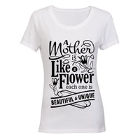 A Mother is like a Flower - Beautiful and Unique BuyAbility SA