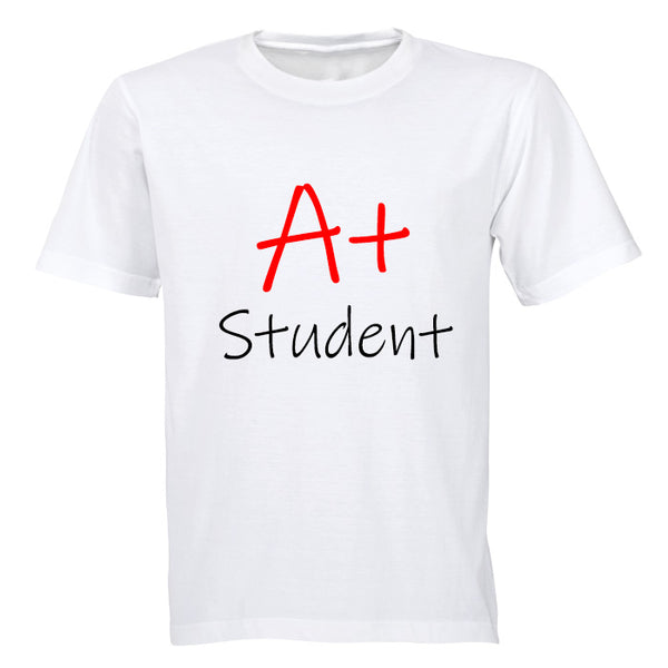 A+ Student - Kids T-Shirt - BuyAbility South Africa