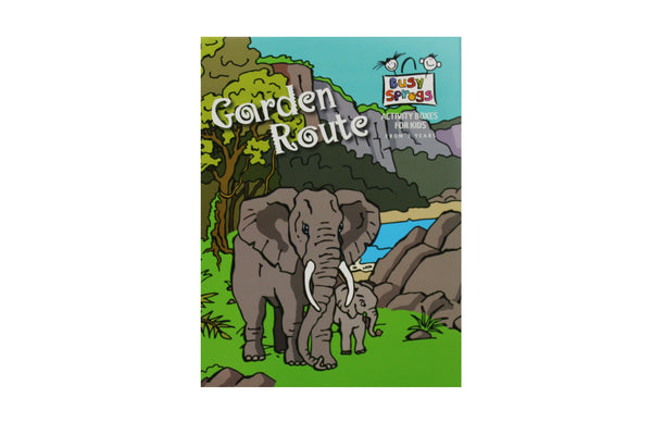 Garden Route, Activity Box - BuyAbility South Africa