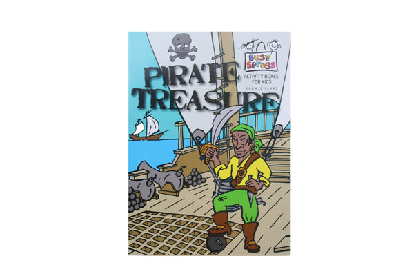 Pirate Treasure, Activity Box - BuyAbility South Africa