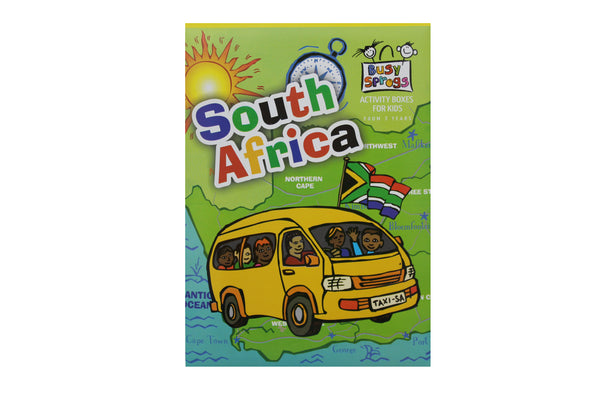 South Africa, Activity Box - BuyAbility South Africa