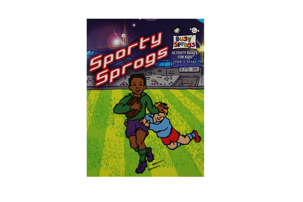 Sporty, Activity Box - BuyAbility South Africa