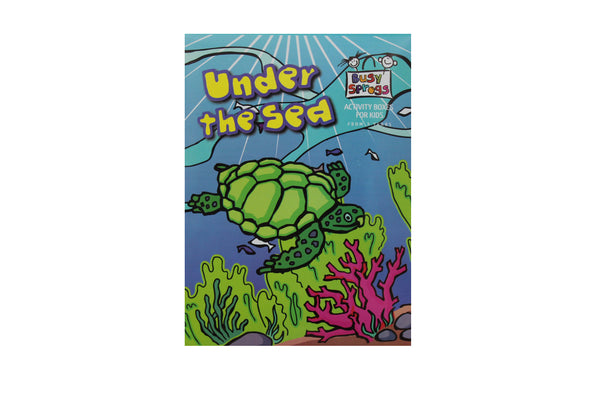 Under the Sea, Activity Box - BuyAbility South Africa