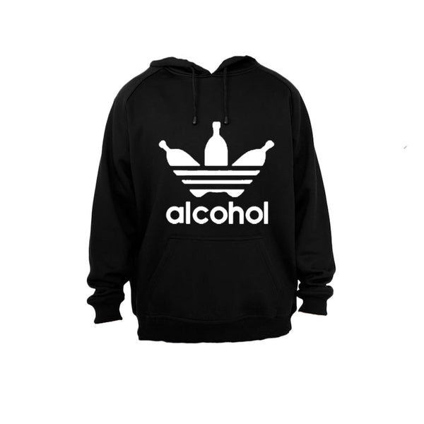 Alcohol - Hoodie - BuyAbility South Africa