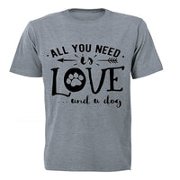 All You Need is Love... and a Dog! - BuyAbility South Africa