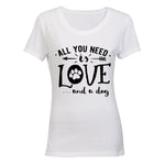 All You Need is Love... and a Dog! BuyAbility SA