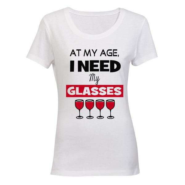 At My Age, I Need My Glasses! BuyAbility SA