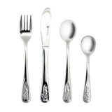 4Pc Baby Cutlery Set - Bunny - BuyAbility South Africa