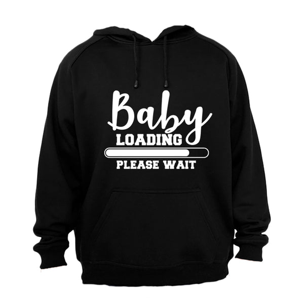 Baby Loading - Hoodie - BuyAbility South Africa
