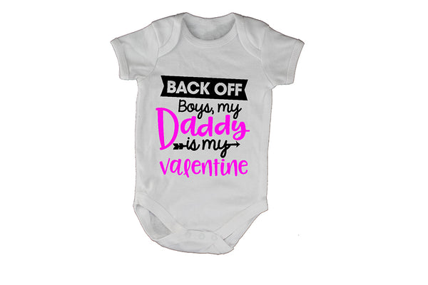 Back Off Boys... My Daddy is my Valentine! - BuyAbility South Africa