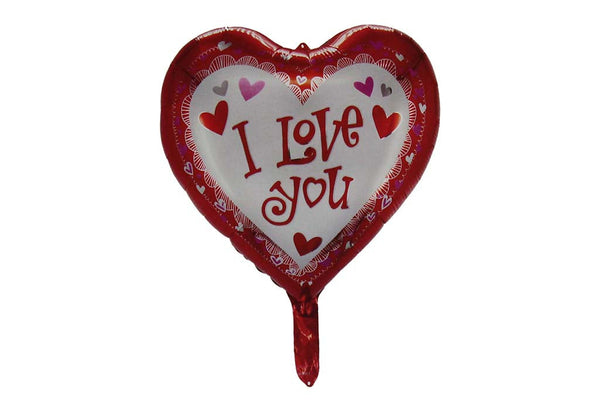 I Love You – Large Foil Balloon