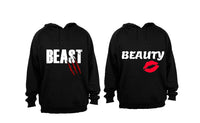 Beast & Beauty - COUPLES HOODIES (1 SET) - BuyAbility South Africa