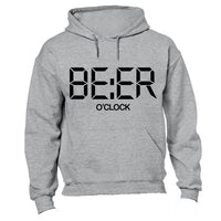 BEER O'Clock - Hoodie - BuyAbility South Africa