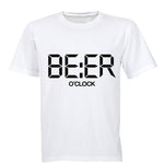 BEER O'Clock - Adults - T-Shirt
