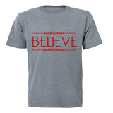 Believe!! - Adults - T-Shirt - BuyAbility South Africa