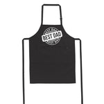 Best Dad - Circular - Apron - BuyAbility South Africa
