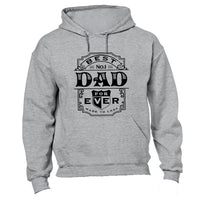Best No.1 Dad Ever - Hoodie - BuyAbility South Africa