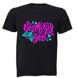 Mermaid Birthday Girl - Kids T-Shirt - BuyAbility South Africa
