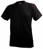 Unisex Plain Adult - Crew Neck- Tees - Adults - T-Shirt