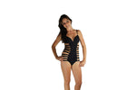 Black Strapped Full Costume - BuyAbility South Africa