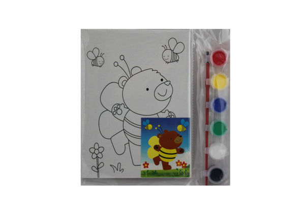 Bumblebee – Canvas Painting Pack - BuyAbility South Africa